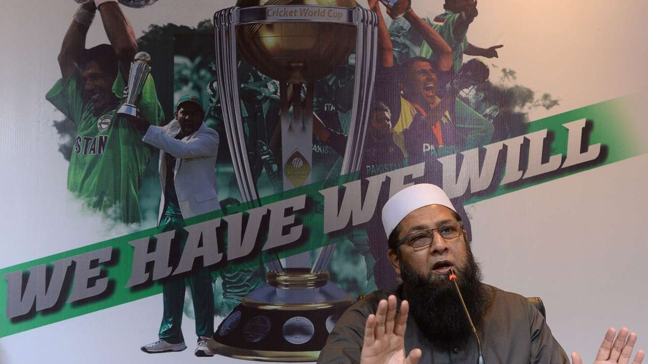 CWC 2019: Inzamam-Ul-Haq confident of Pakistan breaking their losing streak against India in this World Cup
