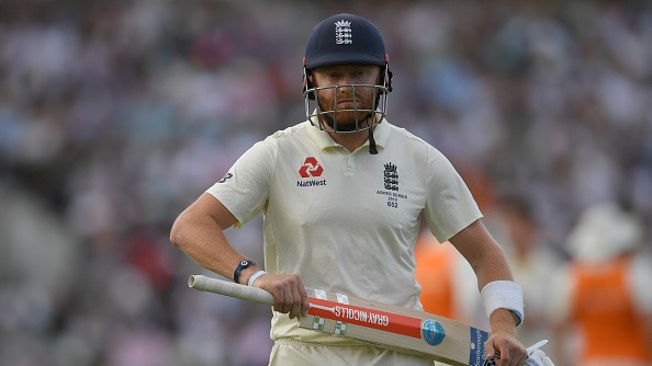 ECB removes Jonny Bairstow from Test central contract list, encourages youngsters
