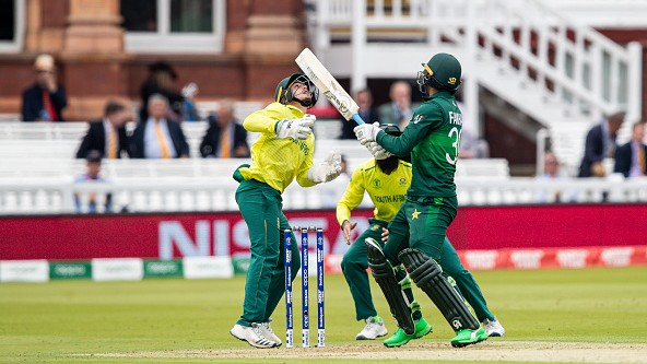 CWC 2019: Fakhar Zaman gets trolled on social media for another poor dismissal