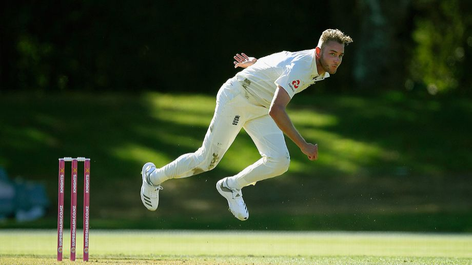 NZ vs ENG 2018: Stuart Broad ready to bowl with renewed action