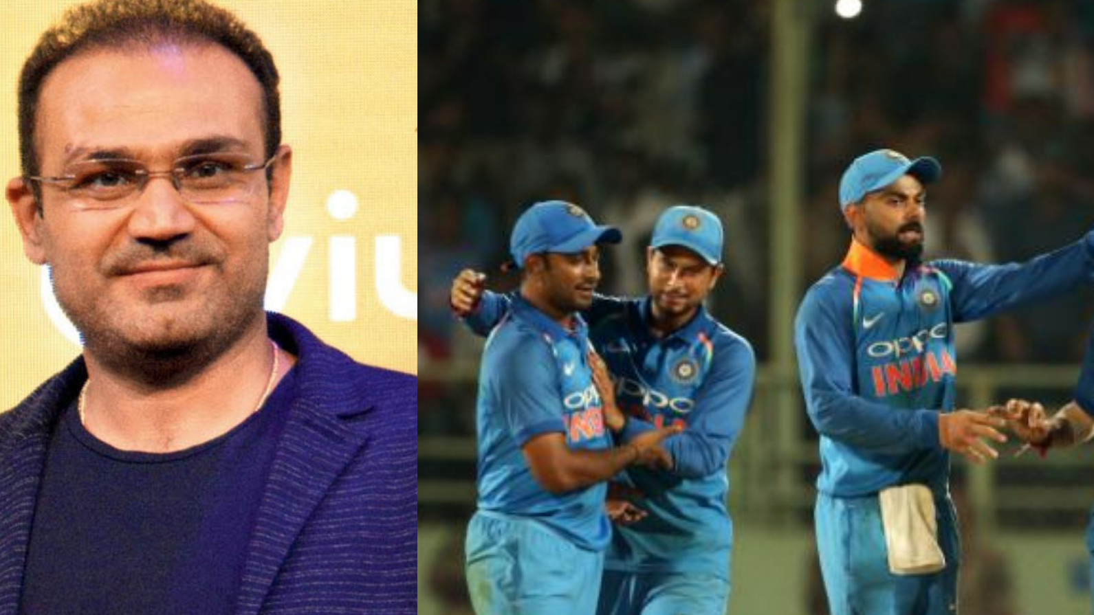 IND v WI 2018: Virender Sehwag hopes India learns from Pune defeat; hopes issues will be resolved