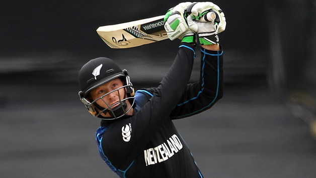 Guptill reurns after an injury lay off. (Getty Images )