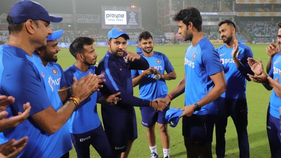 IND v BAN 2019: Shivam Dube becomes 82nd player to make his T20I debut for India