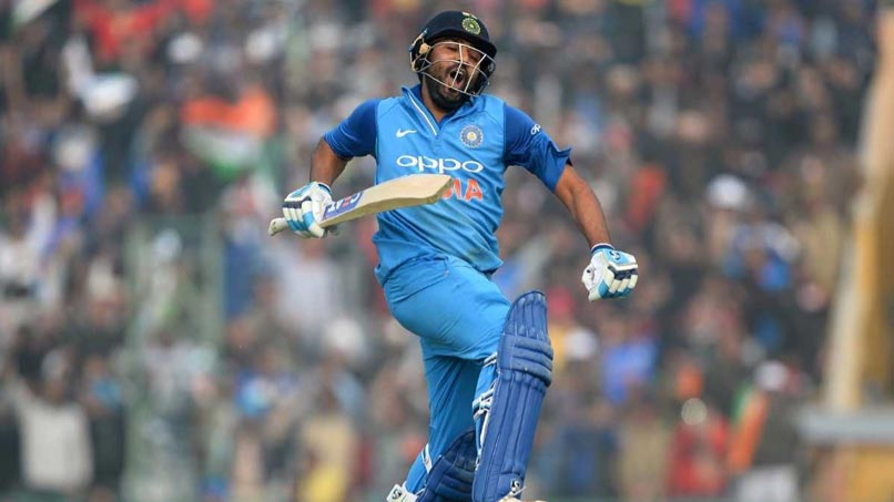 Sourav Ganguly predicts T20 double ton for Rohit Sharma