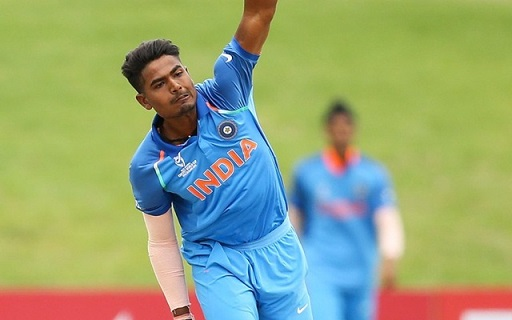 Anukul Roy says MS Dhoni's advice helped him during U19 World Cup