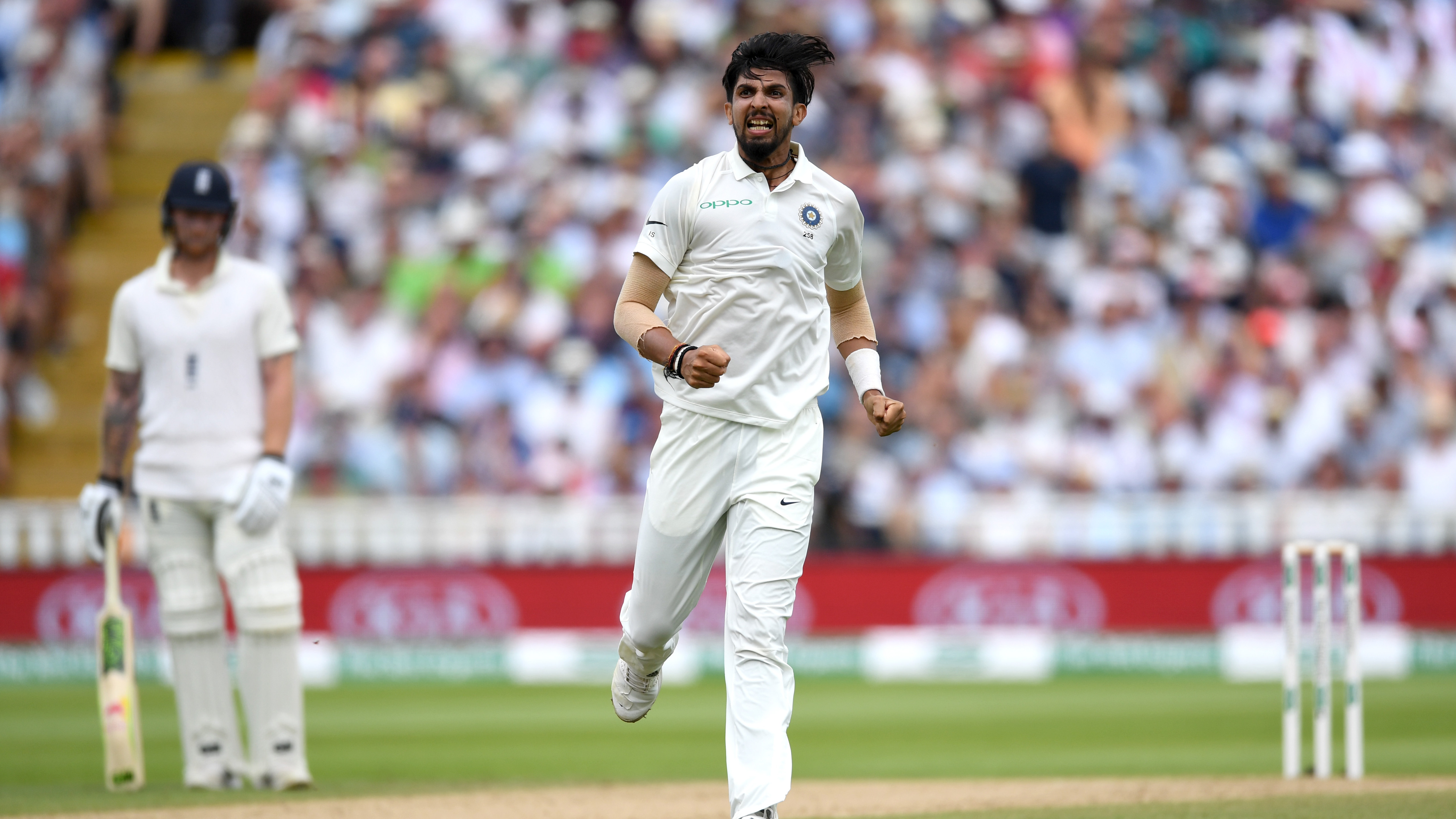 ENG vs IND 2018: I got tired of the defensive bowler tag, says Ishant Sharma