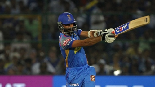 IPL 2018: Match 15- RR v KKR – Short, Rahane and Buttler take RR to 160; Rana, Curran take two wickets each