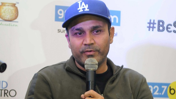 Virender Sehwag reveals why he joined NADA panel last year