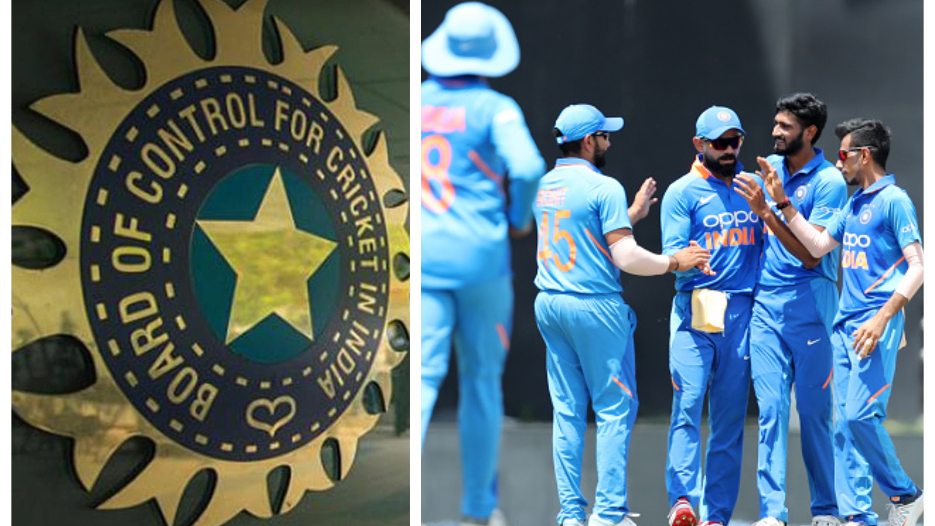 WI v IND 2019: BCCI notifies Indian High Commission in Antigua about hoax terror threat to Team India