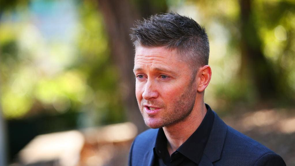 Michael Clarke rubbishes the rumour about his international comeback