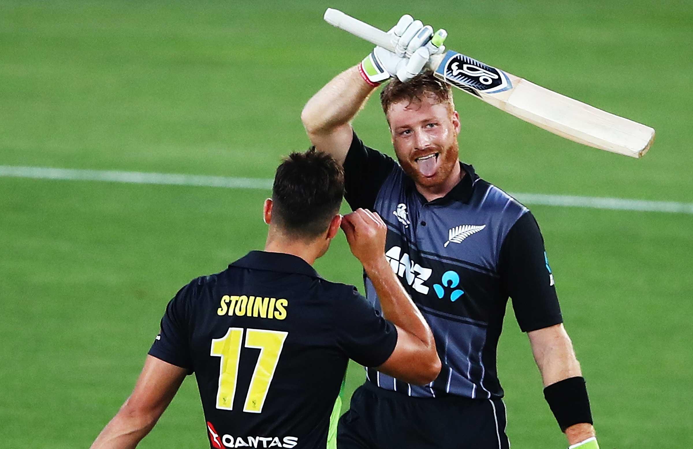 Martin Guptill slams quickest T20 ton by a Kiwi batsman, Twitter celebrates