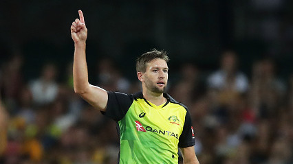 Every failure has enhanced my confidence in my game, says Andrew Tye