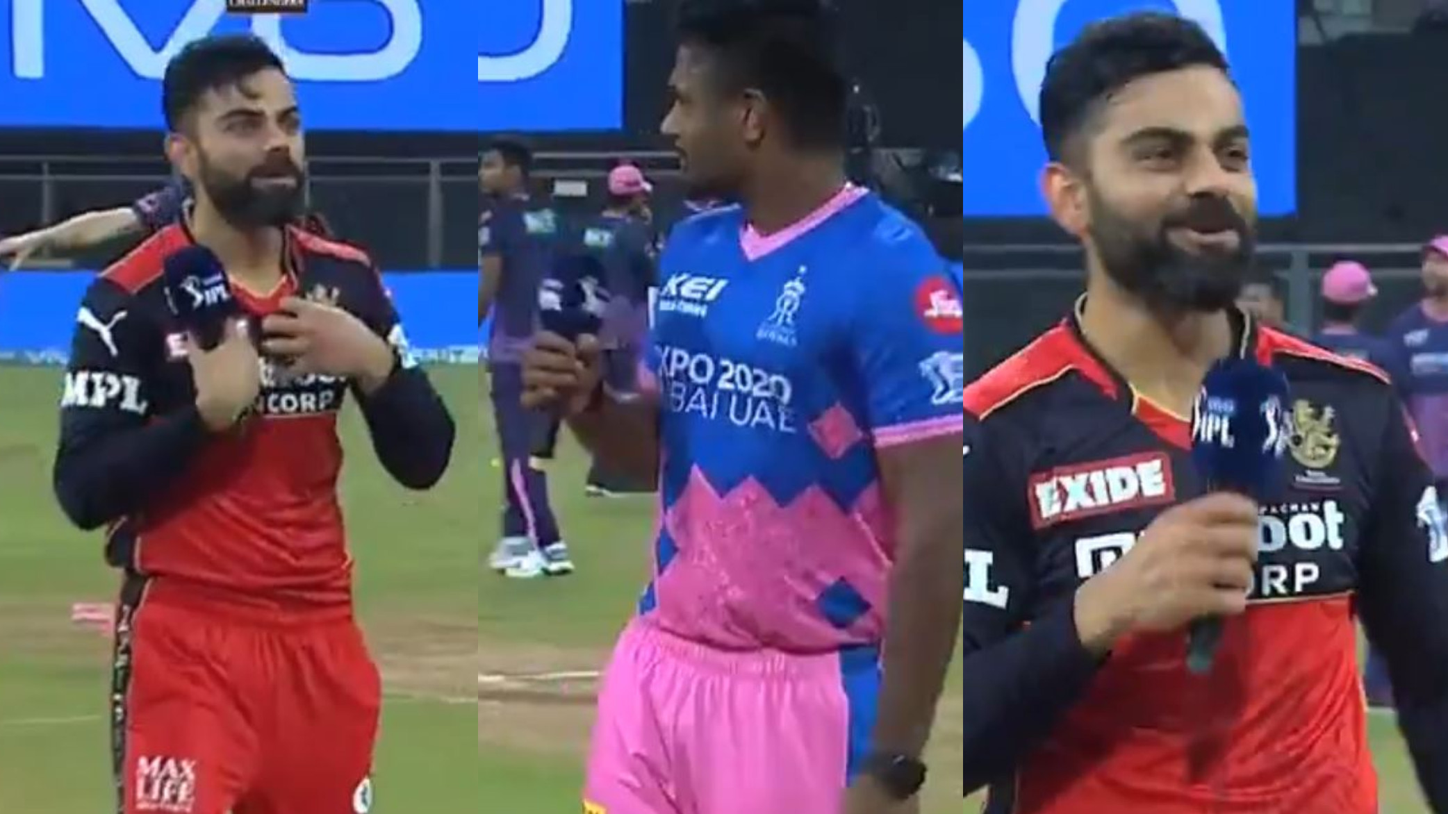 "IPL 2021: WATCH- ""I'm not used to winning tosses,"" says Virat Kohli after goofing up despite winning the toss"