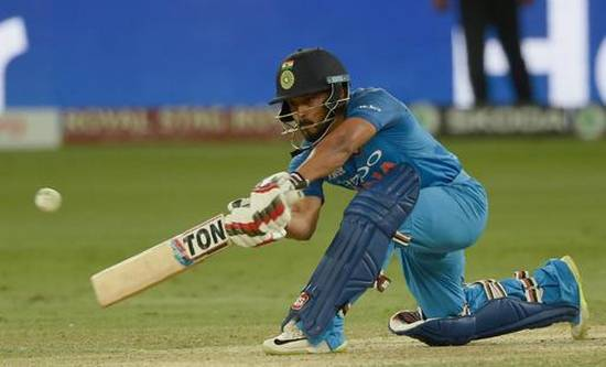 Kedar Jadhav made an explosive return to cricket after Asia Cup injury | Getty