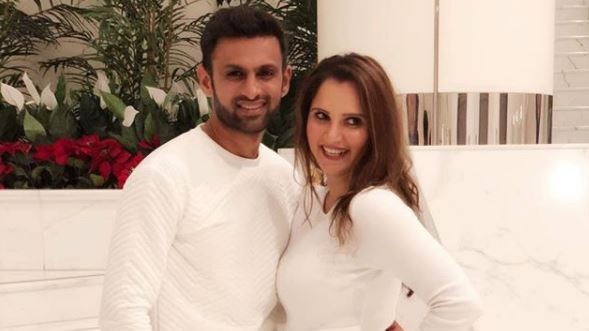 Sania Mirza and Shoaib Malik excited about parenthood