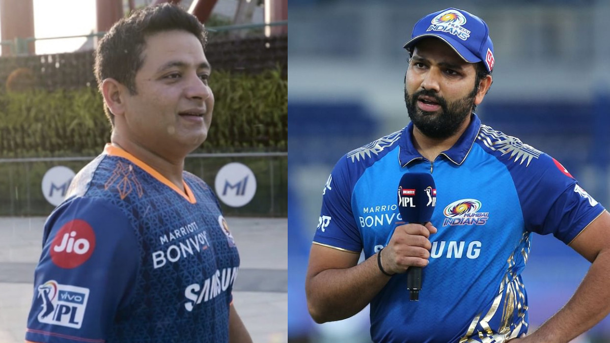 IPL 2021: WATCH- Rohit Sharma explains why Mumbai Indians bought Piyush Chawla in IPL 14 auction