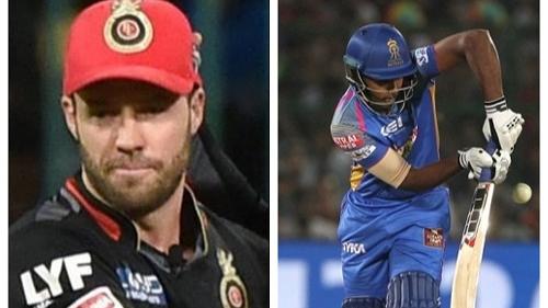 IPL 2018: AB de Villiers praises Sanju Samson's limitless potential