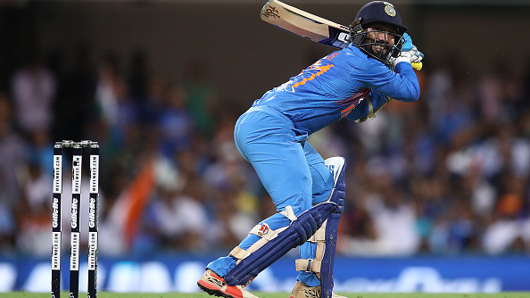 'My aim is to play for the country in back-to-back T20 World Cups': Dinesh Karthik