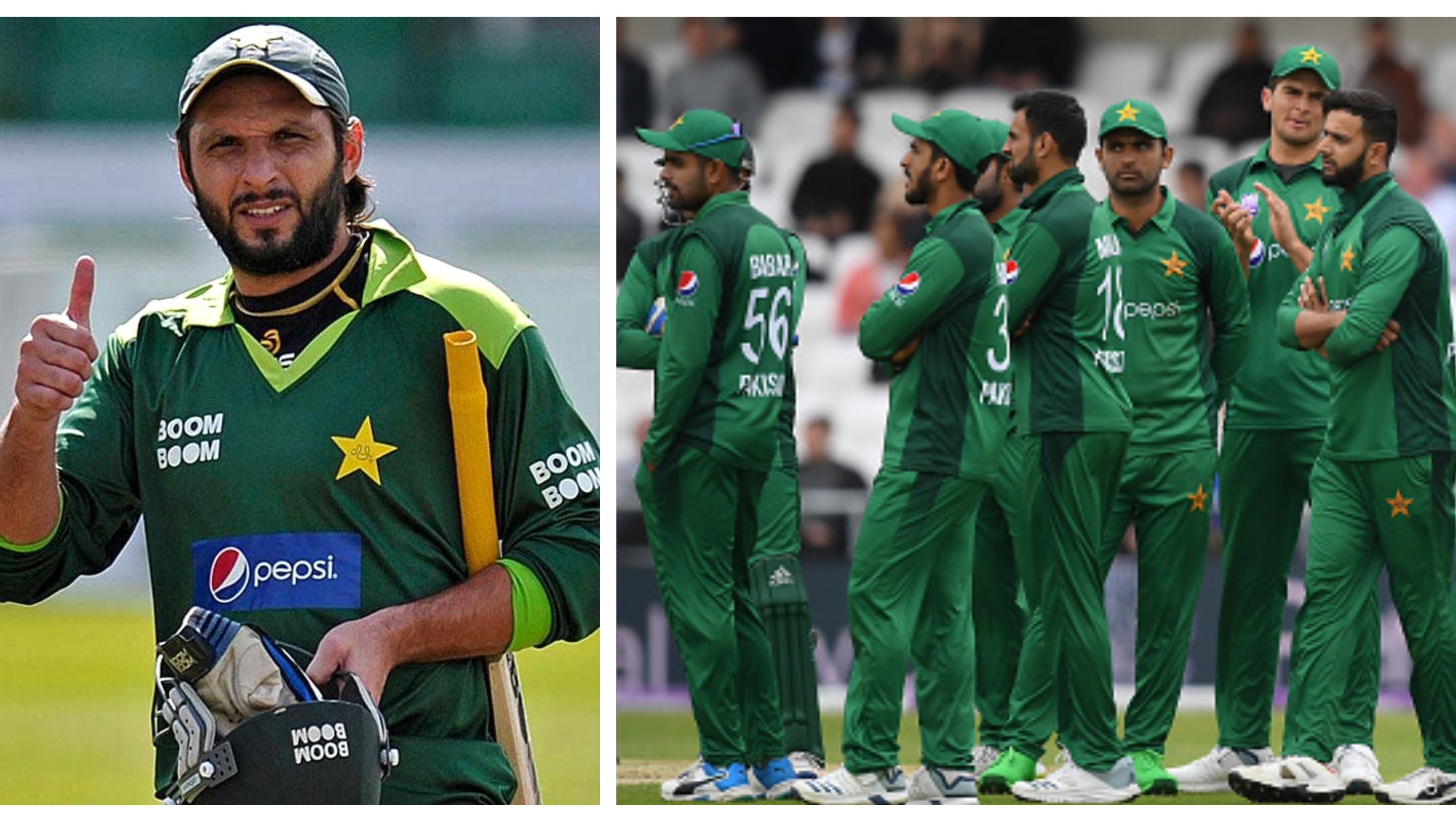 CWC 2019: Shahid Afridi backing 'well balanced' Pakistan to reach the semi-finals