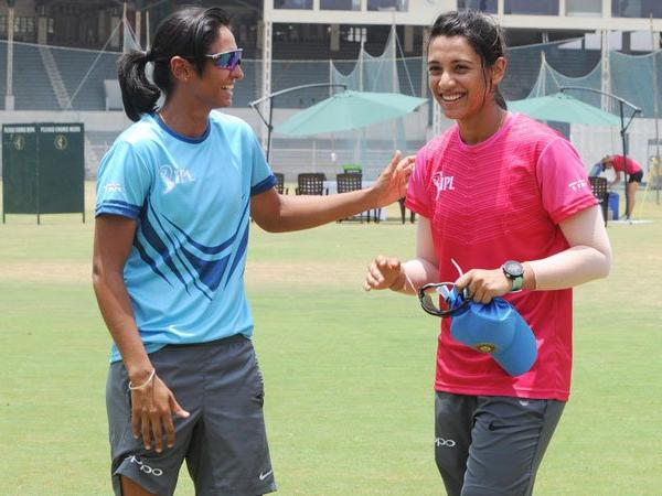 Harmanpreet thinks Mandhana excels when given the freedom to bat the way she wants. (Twitter)