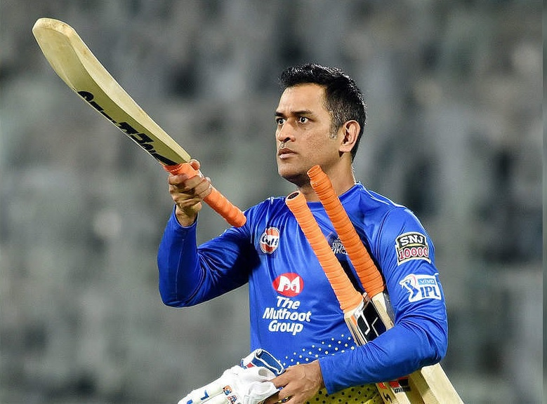 MS Dhoni for CSK | Twitter