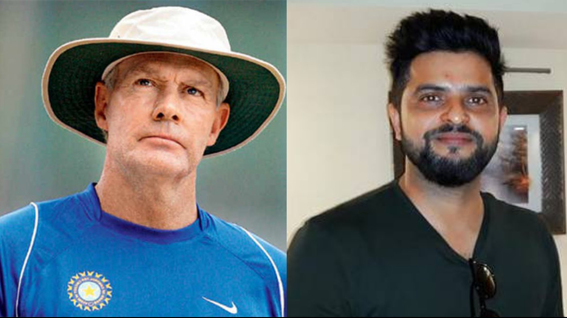 He taught India importance of winning and shaped a generation of players- Suresh Raina lauds Greg Chappell