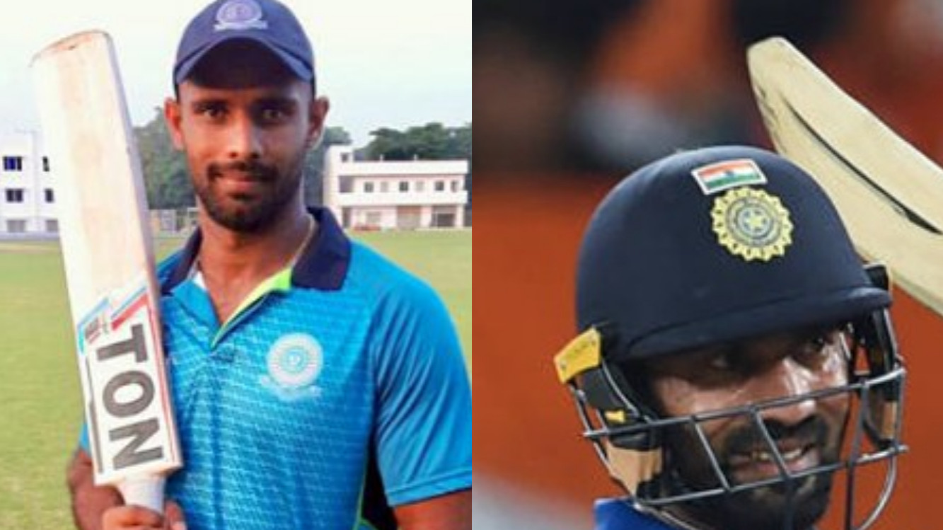 Deodhar Trophy 2018: Hanuma Vihari's 87* leads India B to win against India A by 43 runs despite Karthik's valiant 99