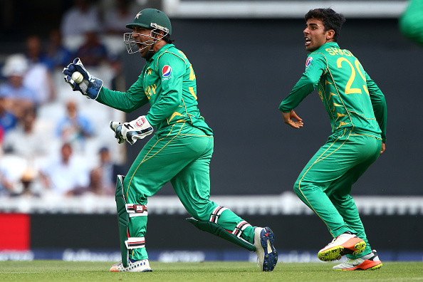 Sarfraz Ahmed | GETTY