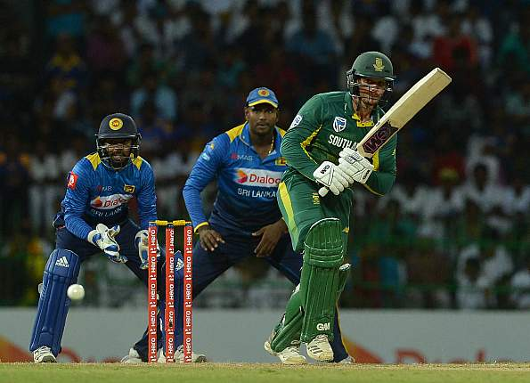 De Kock louded Akila for his Colombo ODI show | AFP
