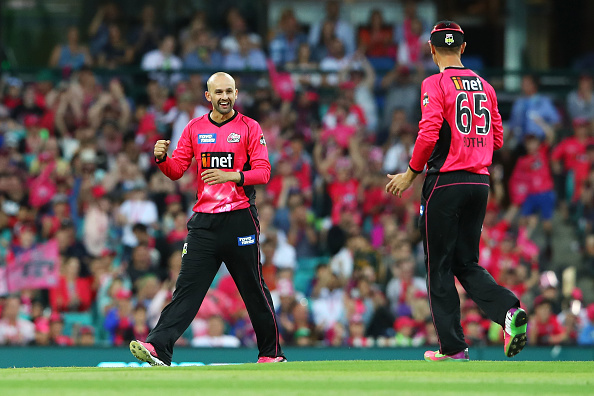 Nathan Lyon in BBL | Getty