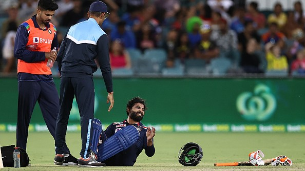 AUS v IND 2020-21: Ravindra Jadeja likely to miss 1st Test due to concussion and dodgy hamstring, says report