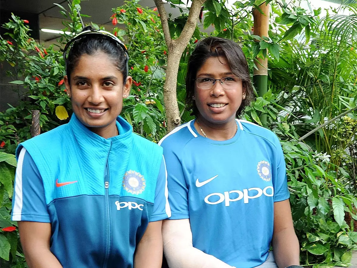 Jhulan talked about dismissing Mithali and getting a watch for a prize
