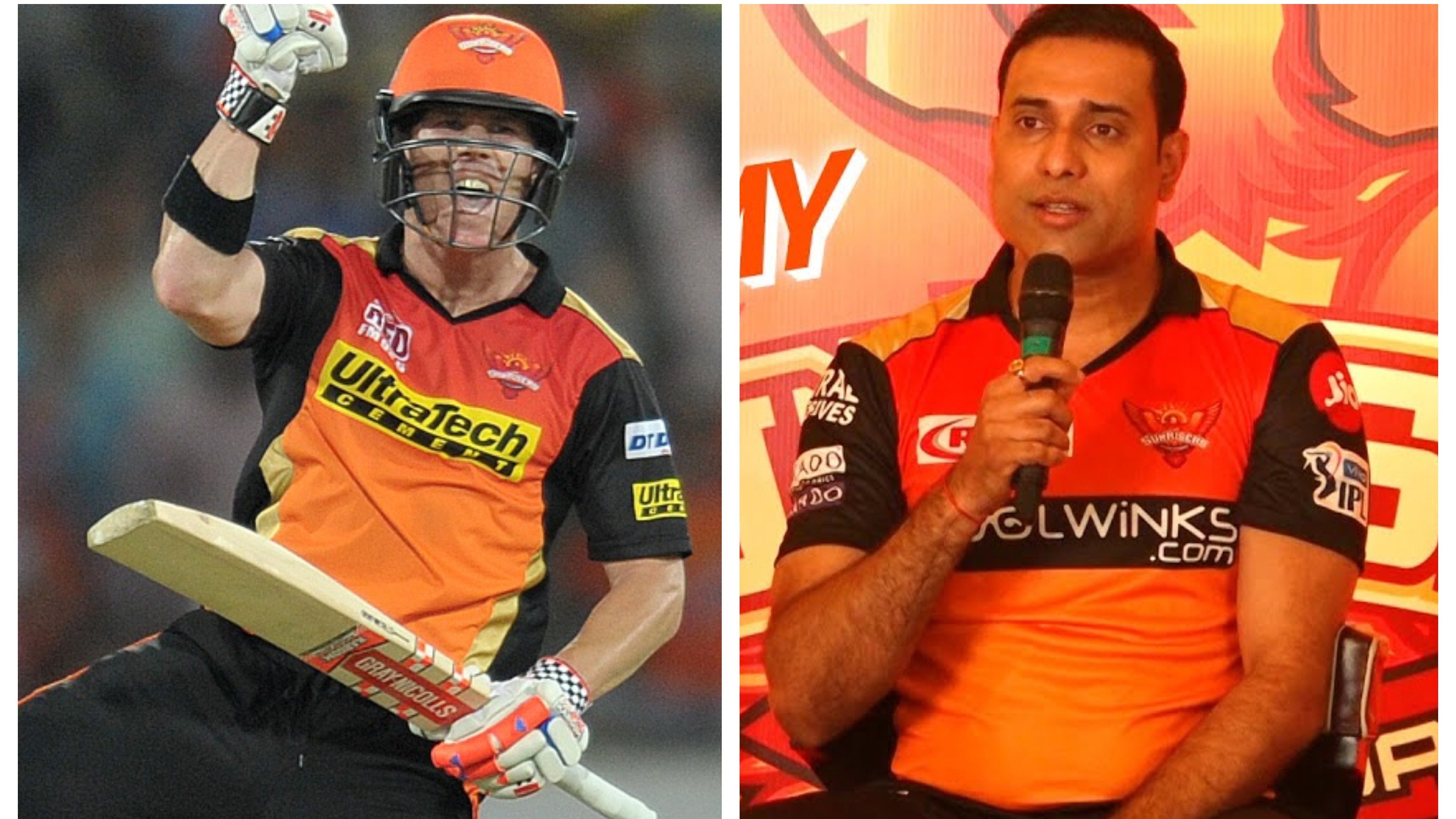 "IPL2019: David Warner's ""unmatched leadership skills"" will be a big plus for SRH, says VVS Laxman"