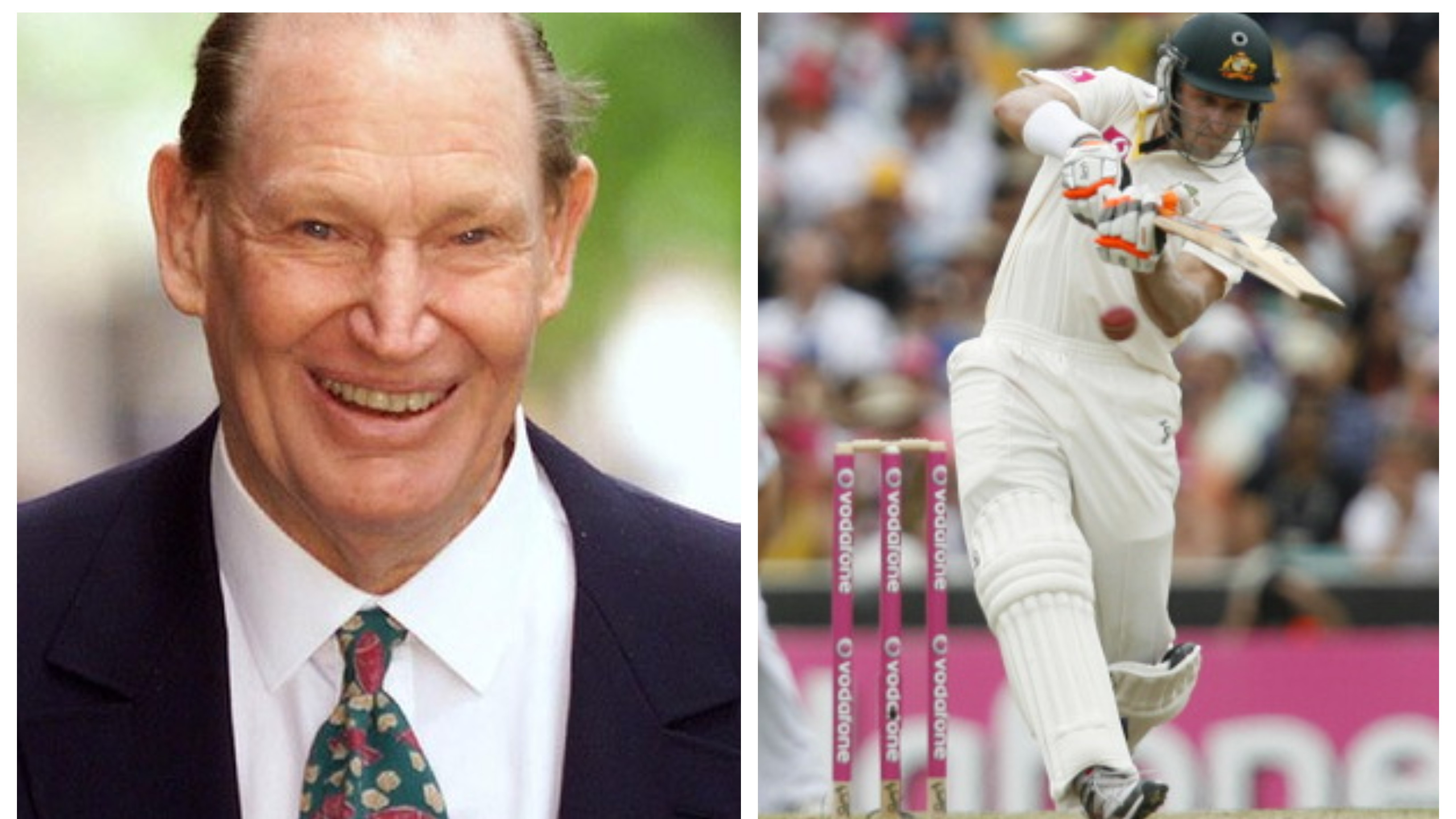 Kerry Packer demanded Mike Hussey's selection in the 2005 Ashes
