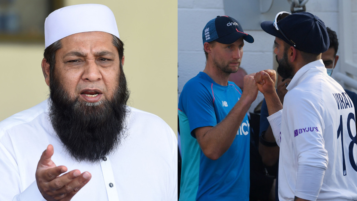 ENG v IND 2021: They were rightly apprehensive - Inzamam-ul-Haq backs India's decision not to play 5th Test