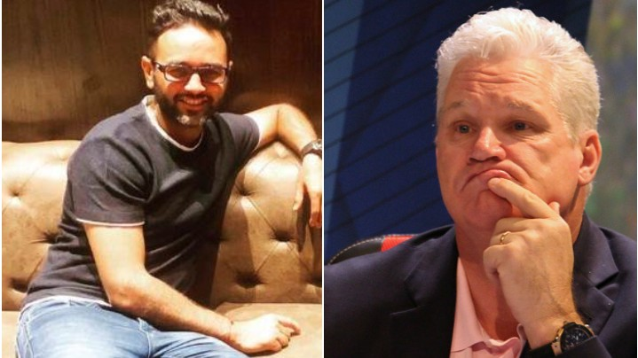 Parthiv Patel pulls Dean Jones' leg on his 59th birthday; Mike Hesson joins in on the banter