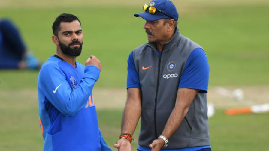 चार दिवसीय टेस्ट मैचों के विचार पर विराट कोहली और रवि शास्त्री के समर्थन में आया बीसीसीआई