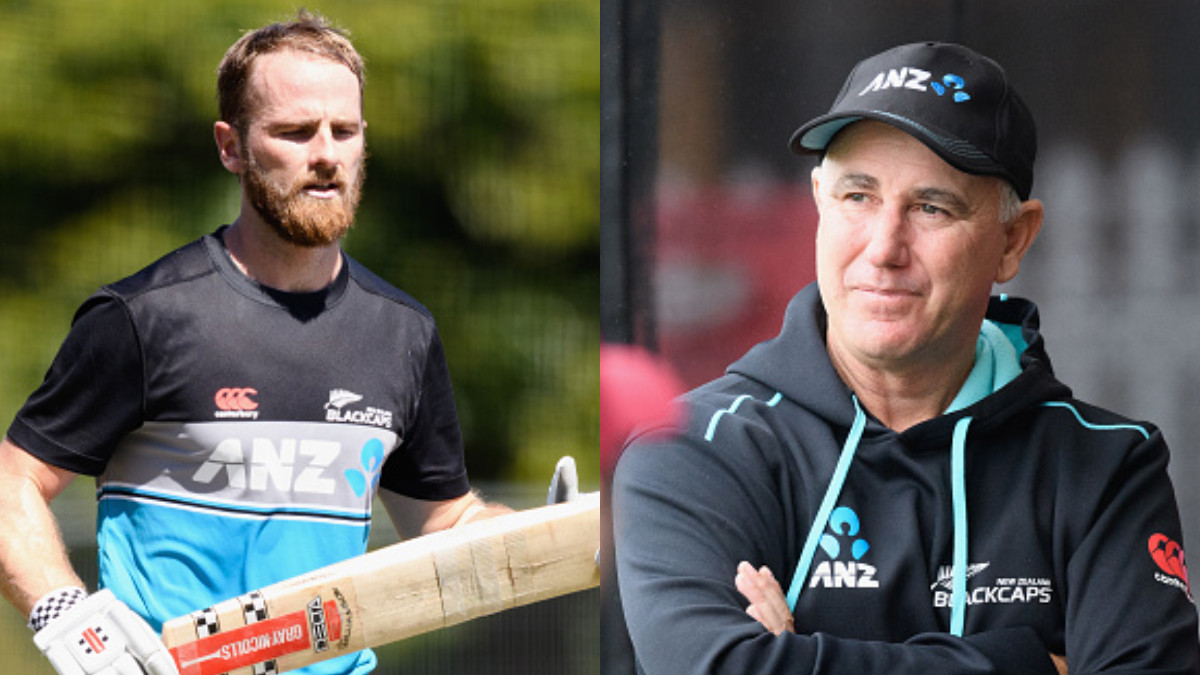 T20 World Cup 2021: Williamson fine for opener vs Pakistan despite slight hamstring niggle- NZ's Gary Stead