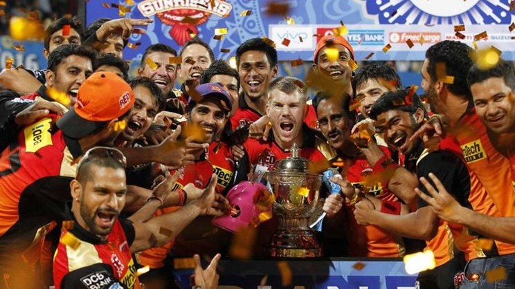 IPL 2020: Sunrisers Hyderabad's IPL journey in numbers