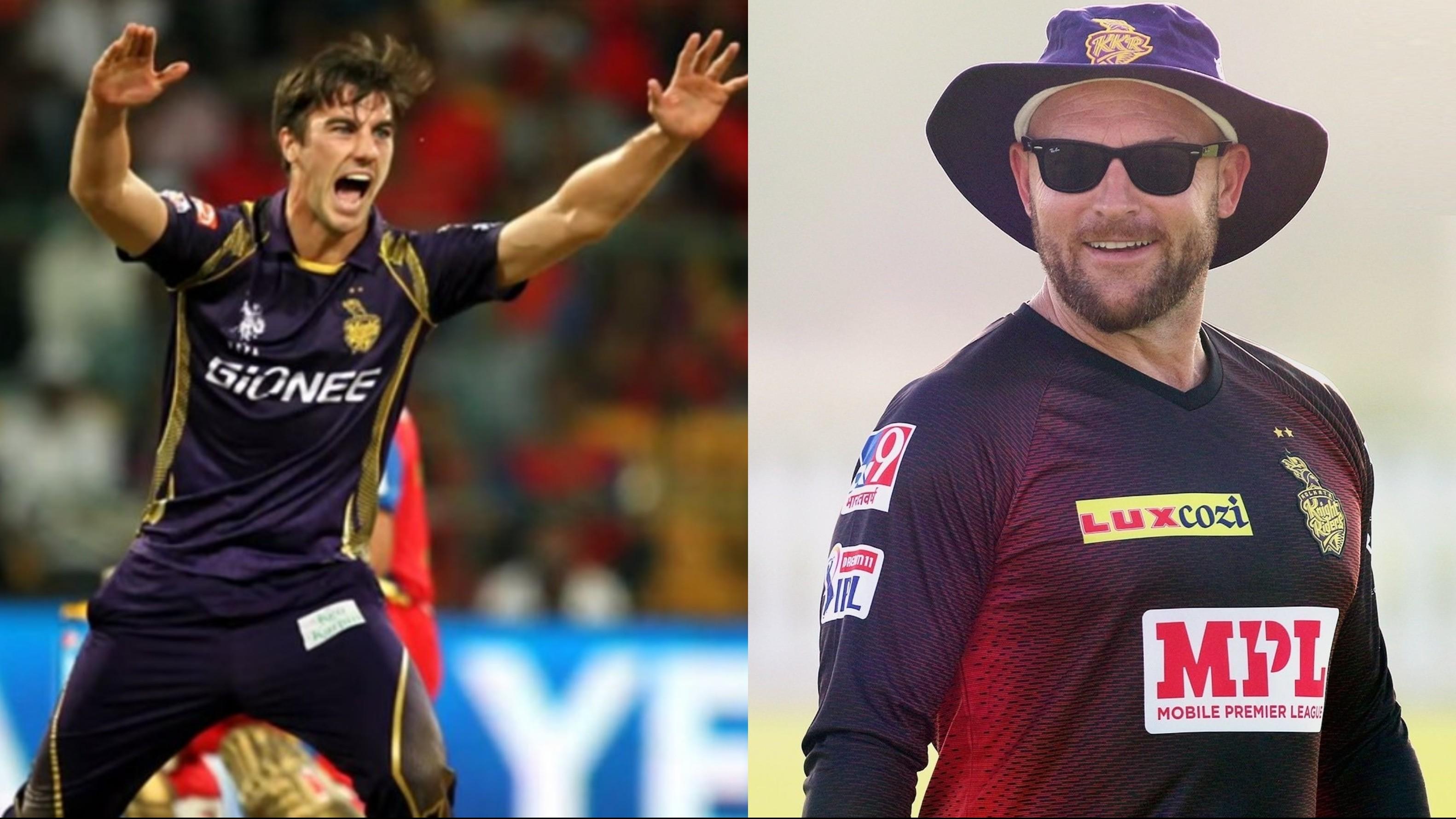 IPL 2020: KKR head coach Brendon McCullum hails Pat Cummins as a key overseas bowler