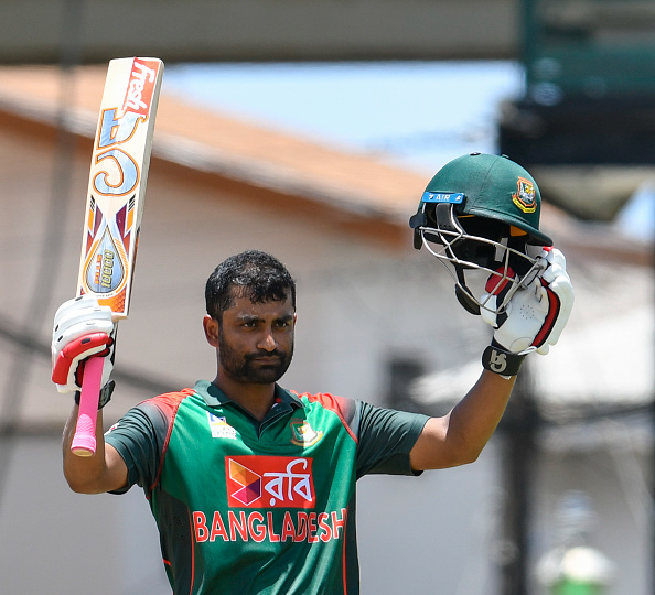 Tamim Iqbal | Getty