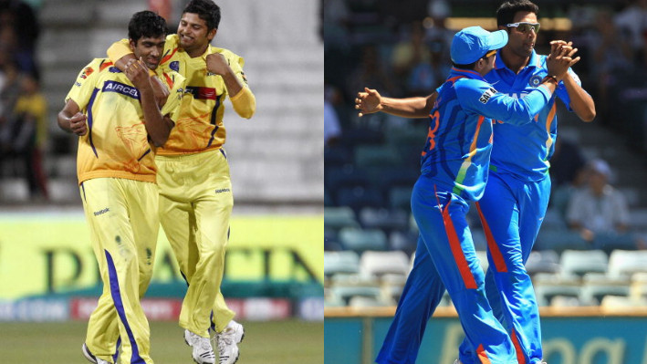 WATCH - Suresh Raina loves his catch compilation off R Ashwin's bowling
