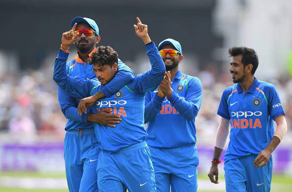 Kuldeep Yadav stunned England yet again | Getty Images