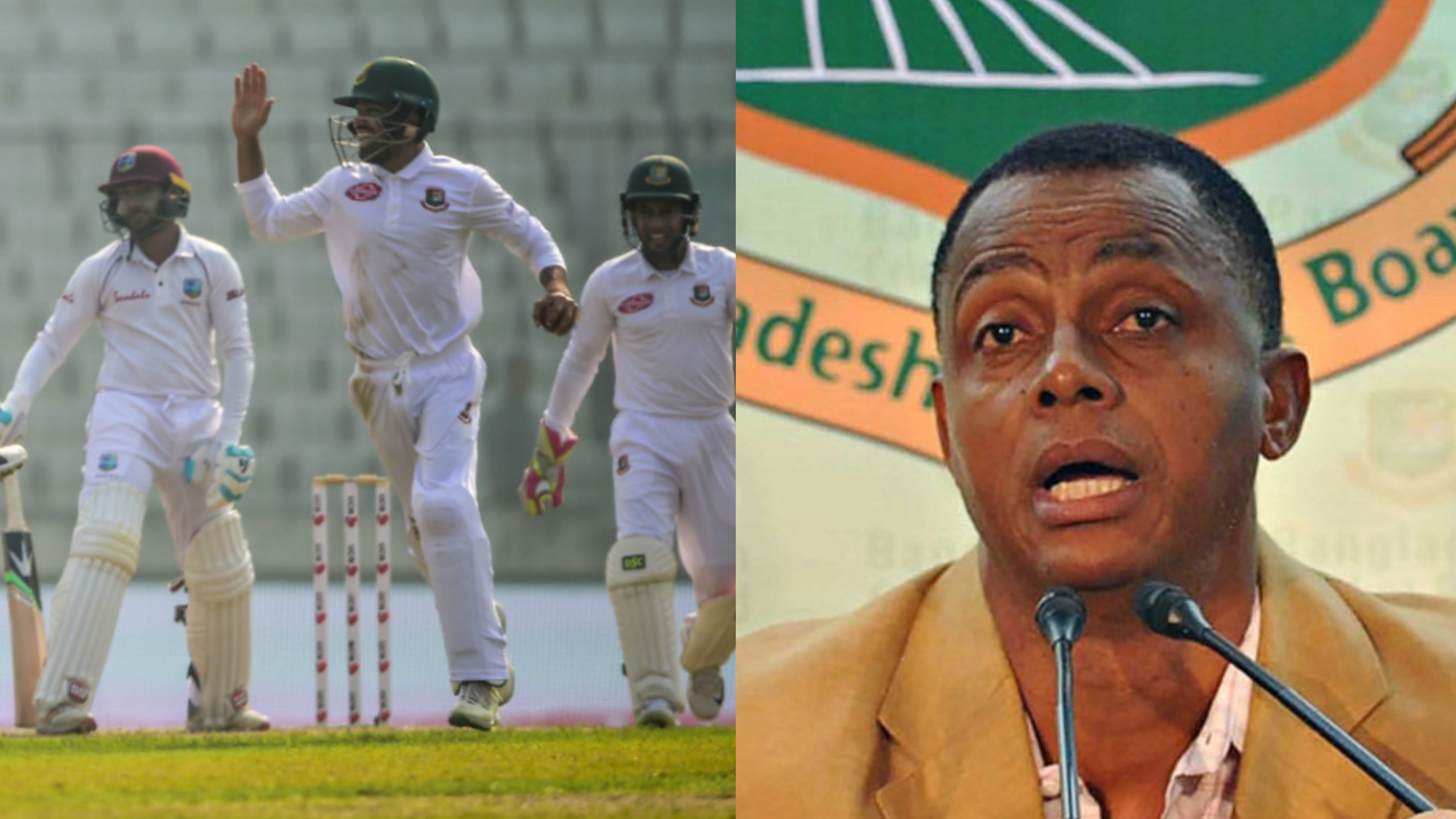 BAN v WI 2018: Courtney Walsh shares mixed emotions as Bangladesh whitewashes West Indies in Tests