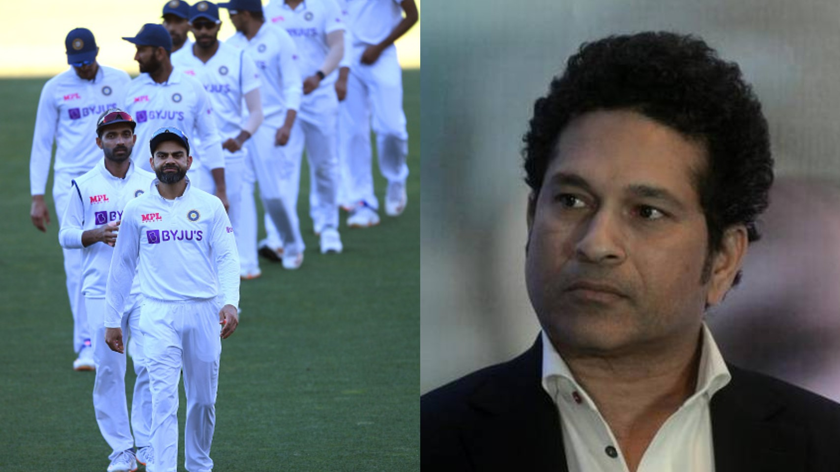 AUS v IND 2020-21: Sachin Tendulkar suggests India must do something 'magnificent' to overcome Adelaide setback