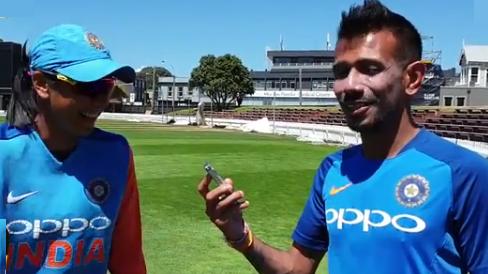 WATCH: Smriti Mandhana reveals she got to know Virat Kohli's jersey number just a year back