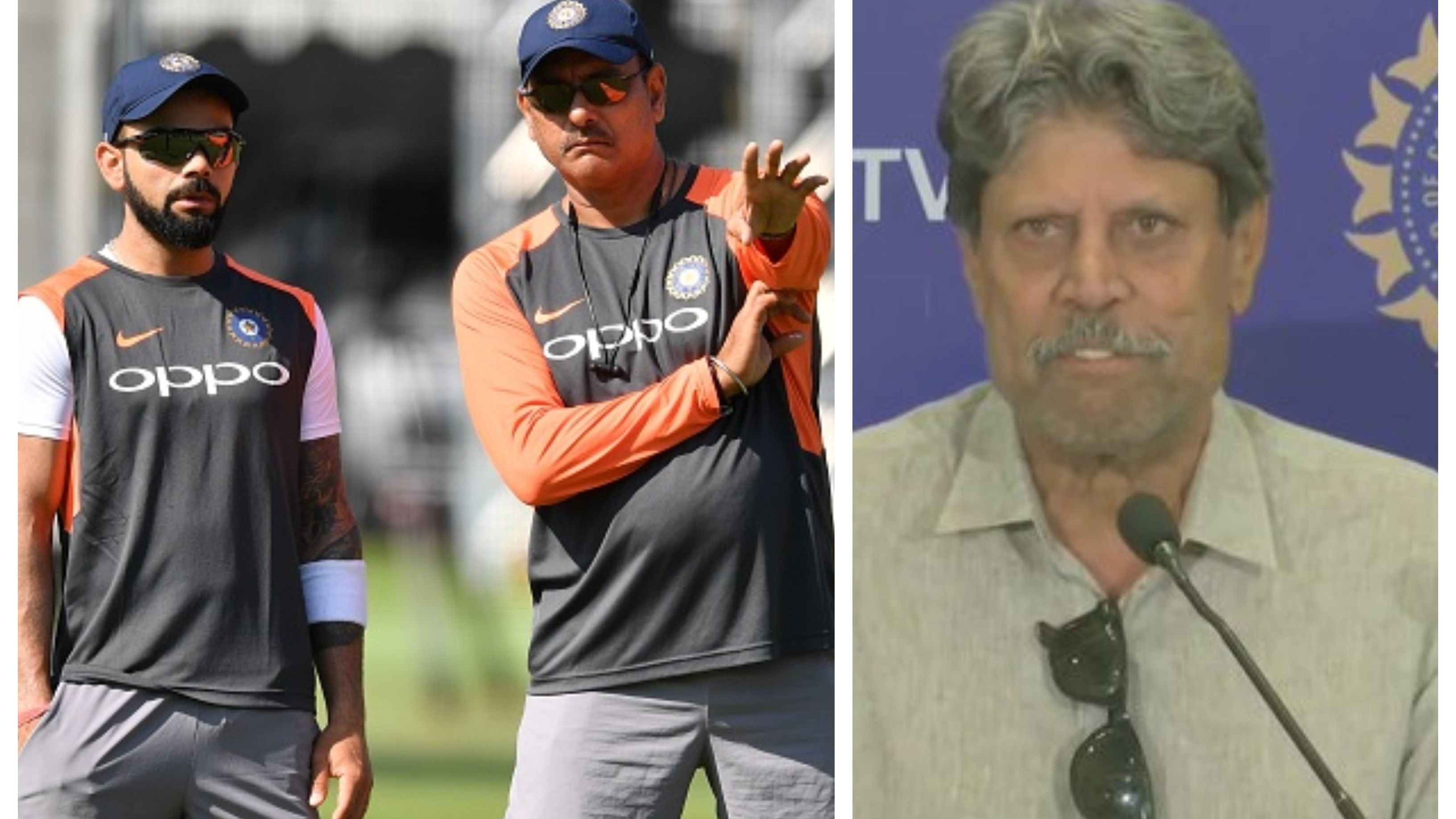 Virat Kohli was not consulted while picking Team India's head coach, says CAC chief Kapil Dev