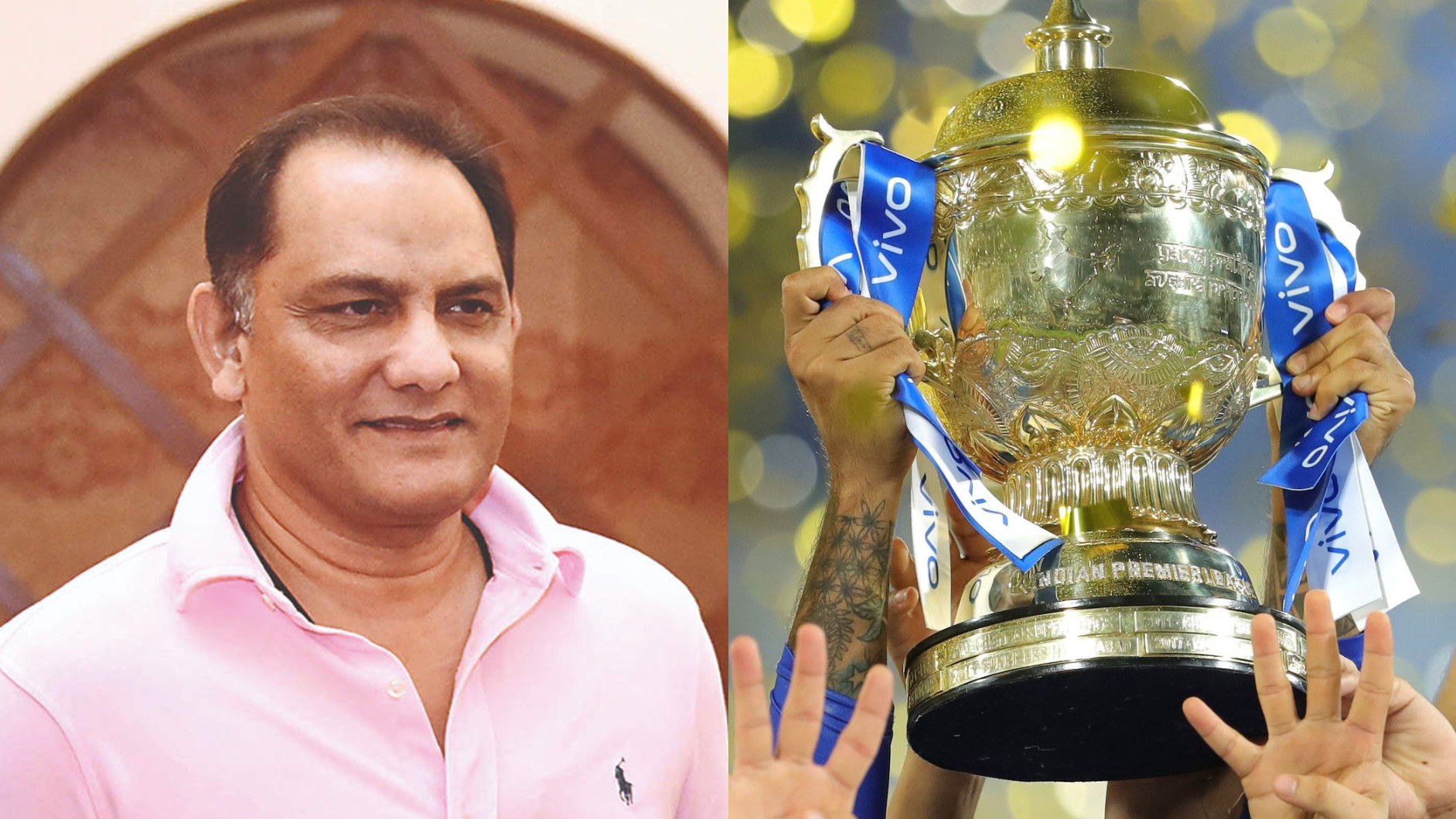 IPL 2021: Mohammad Azharuddin offers Hyderabad facilities for safe conducting of IPL 14