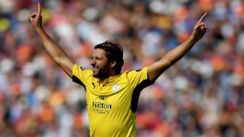 Shahid Afridi has some precious words and advice for Afghanistan after APL stint