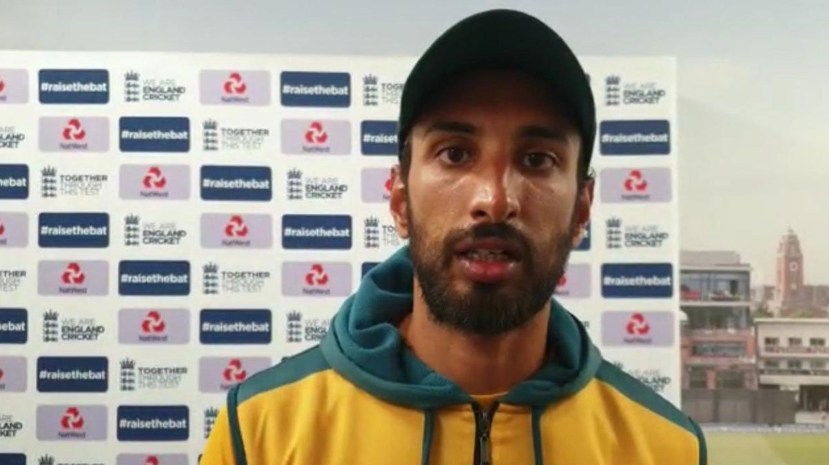ENG v PAK 2020: Fortunate to play amid these sad times, says Pak opener Shan Masood